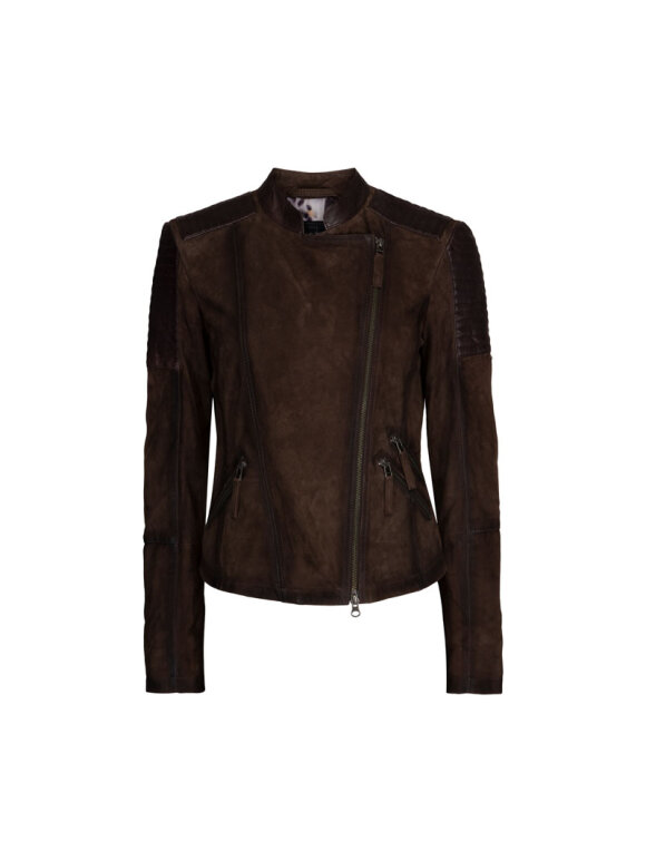 ONSTAGE COLLECTION - BIKER SUEDE
