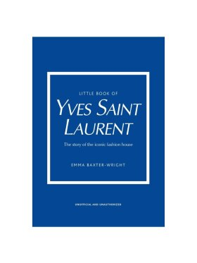 New Mags - LITTLE BOOK OF YVES SAINT LAUR