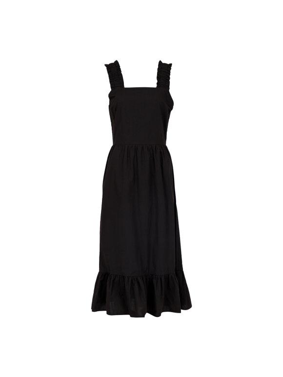 Neo Noir - TIKKA POPLIN DRESS