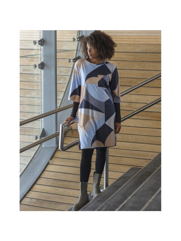 ONE TWO LUXZUZ - LEISE DRESS