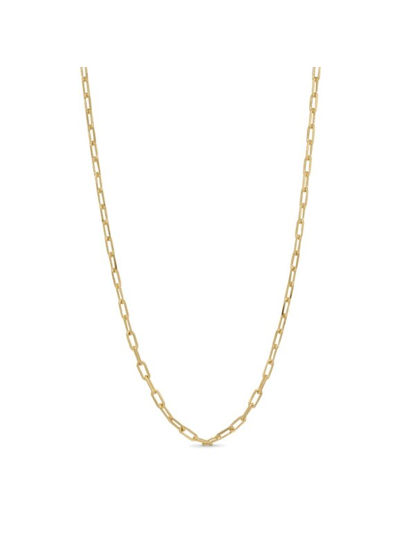 PURE BY NAT - CHAIN NECKLACE 45CM