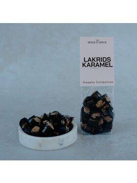 SPICE BY SPICE - LAKRIDS KARAMEL BOLCHER