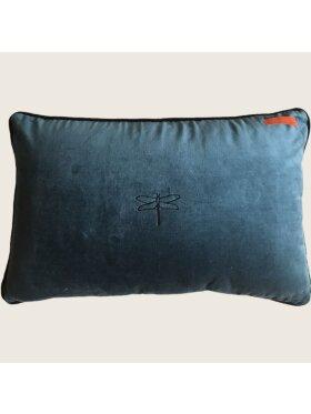 Gaspar - IDA 40X60CM BLUE VELVET