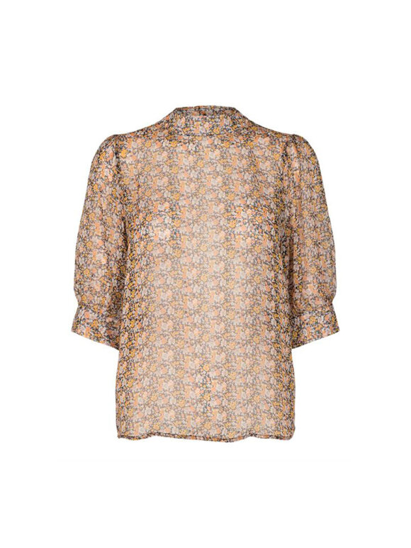 Co`Couture - ADORE FLOWER BLOUSE