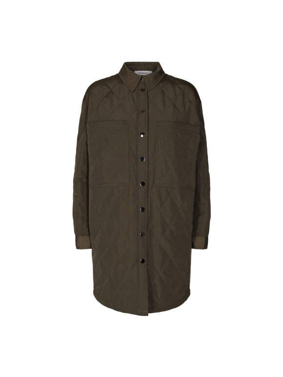 Co`Couture - KELLY QUILT SHIRT JACKET
