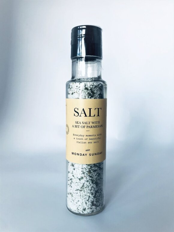 MONDAY SUNDAY - SALT/PARMESAN