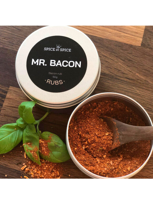 SPICE BY SPICE - MR. BACON