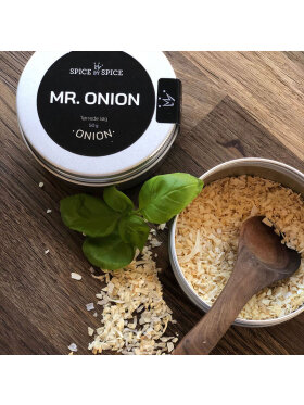 SPICE BY SPICE - MR. ONION
