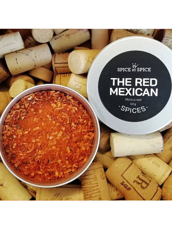SPICE BY SPICE - THE RED MEXICAN