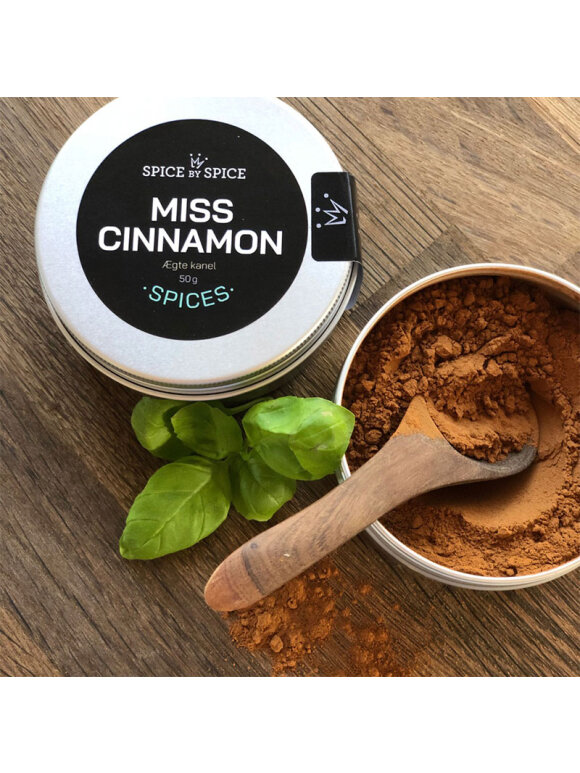 SPICE BY SPICE - MRS CINNAMON