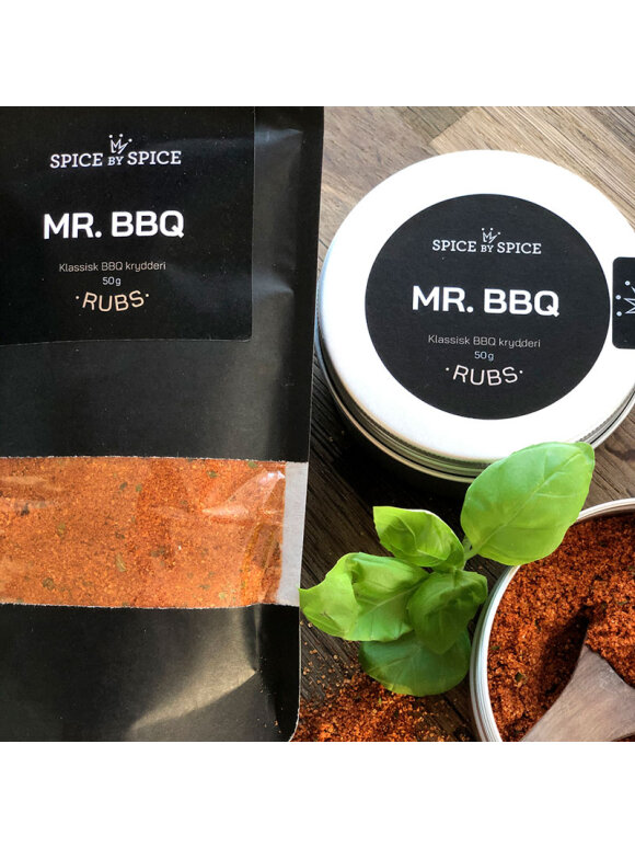 SPICE BY SPICE - MR. BBQ