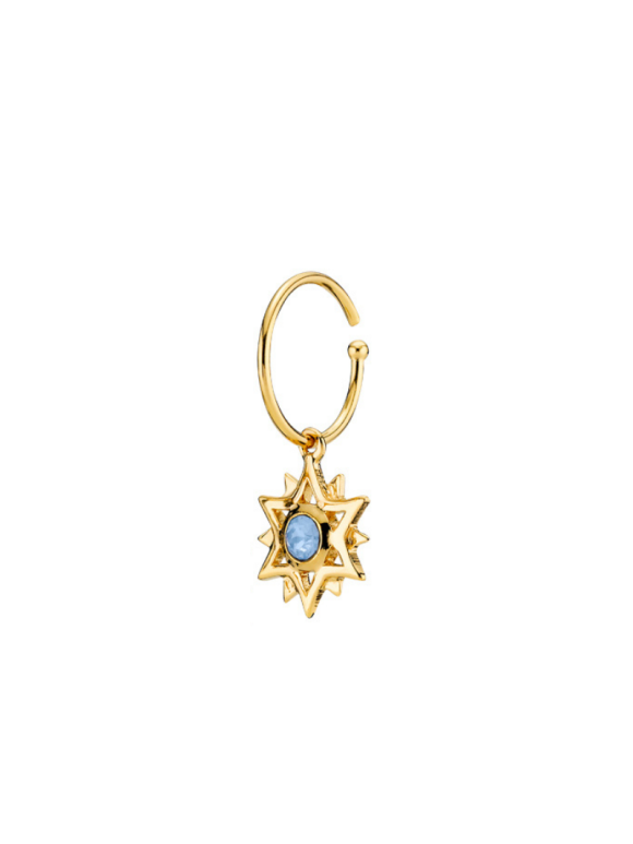 Sistie - EARRING CREOLE GOLD