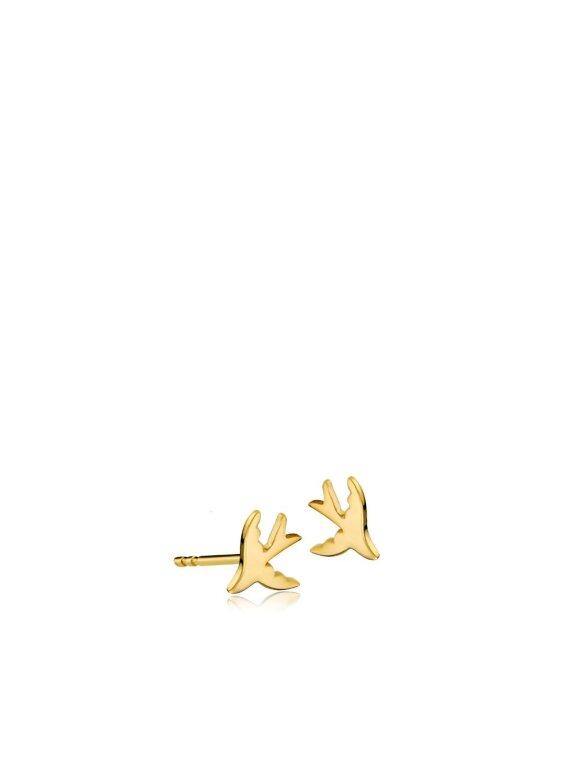 Sistie - SONGBIRD EARRING GOLD