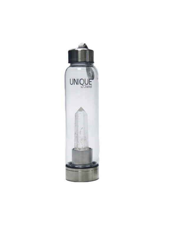 Unique By Chanell - CRYSTAL HEALING WATER BOTTLE