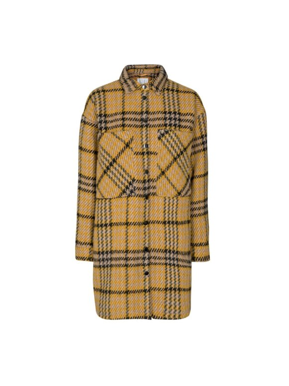 Co`Couture - SABINE CHECK SHIRT