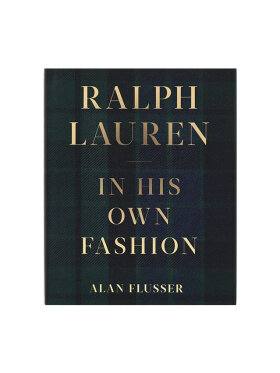 New Mags - RALPH LAUREN: IN HIS OWN FASHI