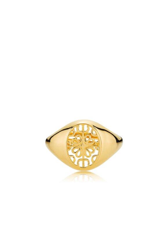 Sistie - BALANCE RING GOLD