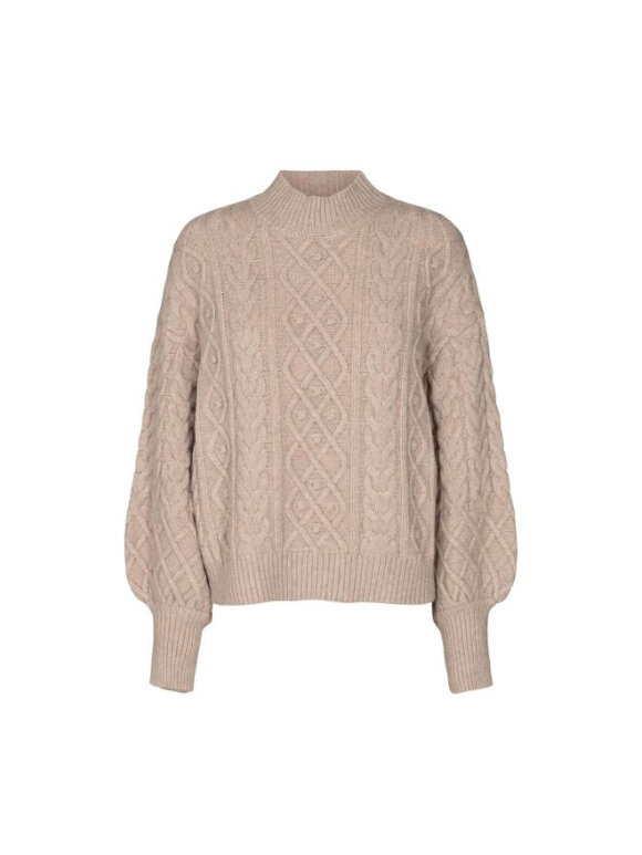 Co`Couture - DANY CABLE KNIT