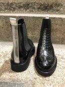 Billi Bi - black polo tenerife/ silver st