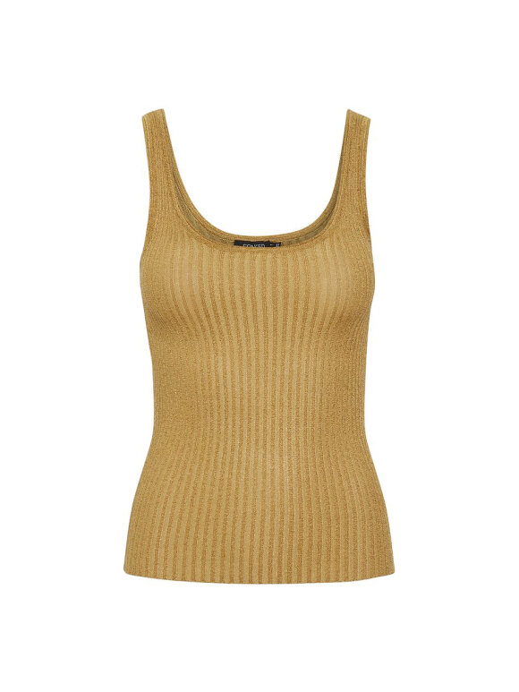 SOAKED IN LUXURY - GOLDY TANKTOP