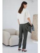 Designers Remix - MARIE PLEAT PANTS