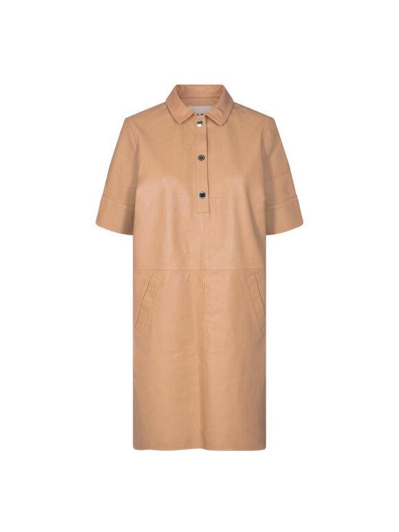 Mos Mosh - ESTER LEATHER DRESS