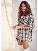 Co`Couture - MELBA MAXINE CHECK SHIRT