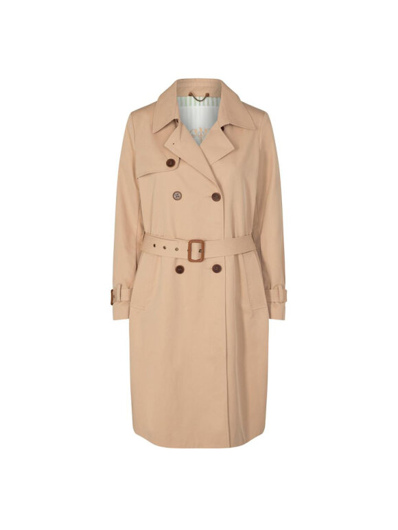 Mos Mosh - TEA TRENCH COAT