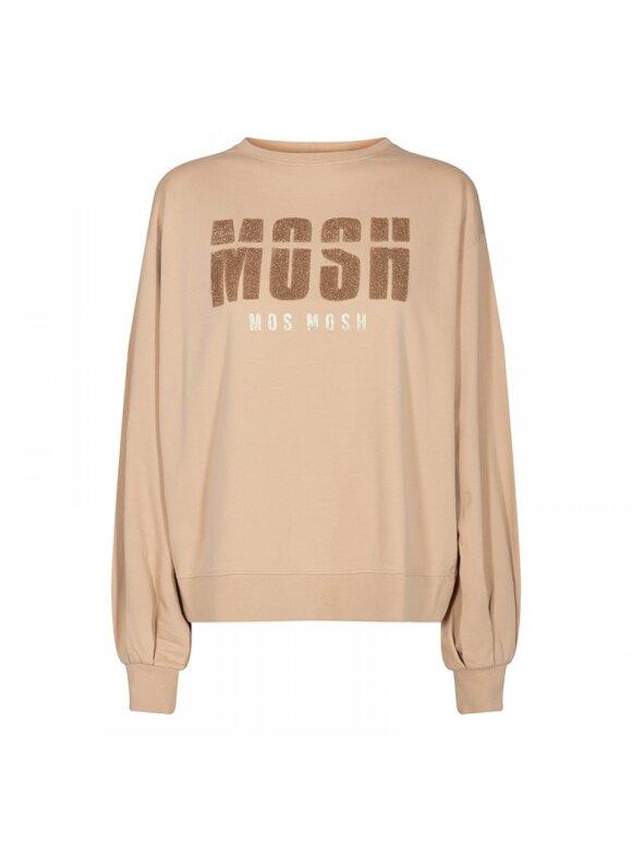 Mos Mosh - ZANNA O-LS SWEAT SHIRT