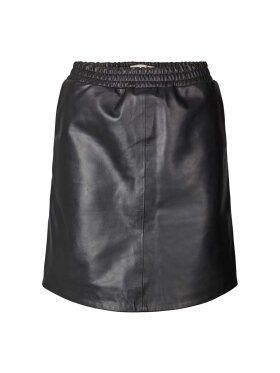 Lollys Laundry - EDDA LEATHER SKIRT