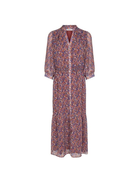 Co`Couture - AMORE FLOWER SMOCK DRESS