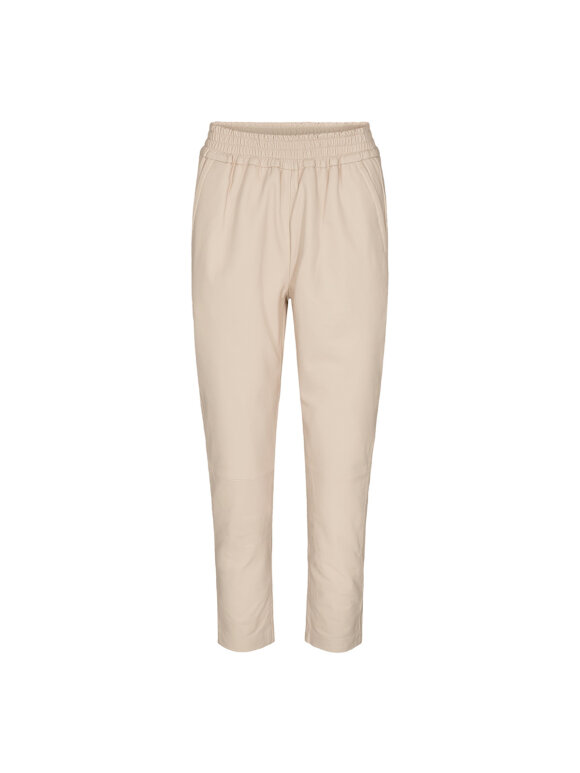 Co`Couture - SHILOH CROP LEATHER PANT