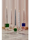SPECKTRUM - MIDDLE CURLED CANDLE 4 PIECES
