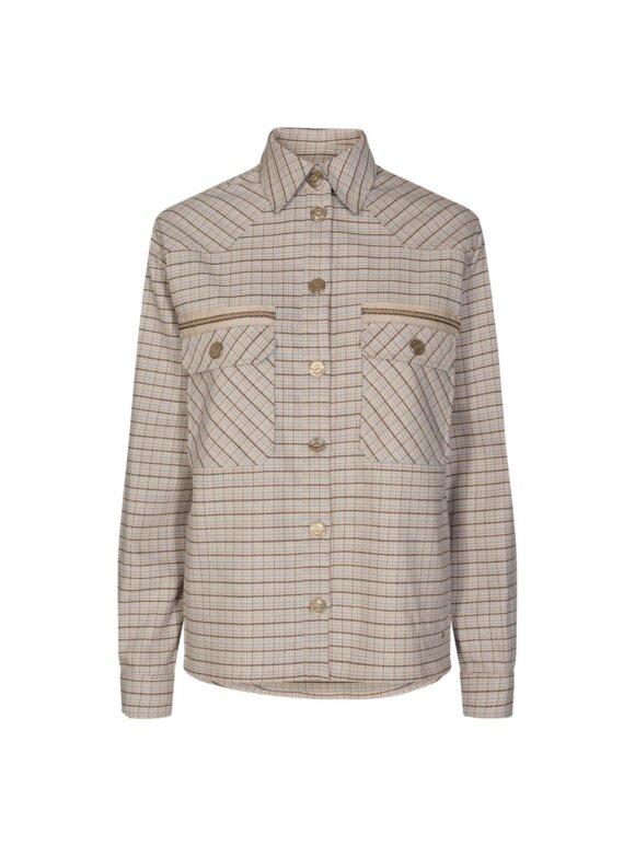 Mos Mosh - Harper Check Jacket